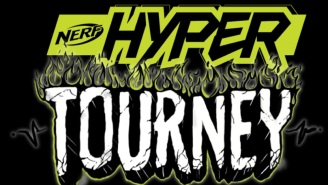 Nerf's Hyper Tourney To Feature Fans And Famous TikTokers Competing For $15K Prize Pool By Showing Off Their Nerf Skills On TikTok