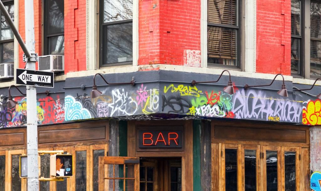 NYC's weirdest bars