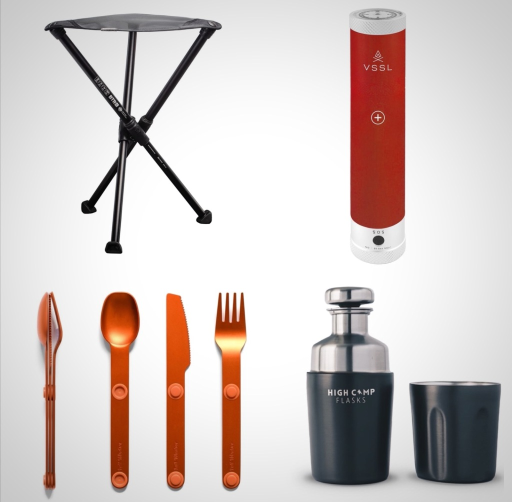 everyday carry camping essentials off the grid