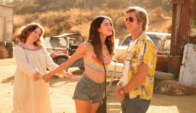 once upon a time in hollywood spahn ranch