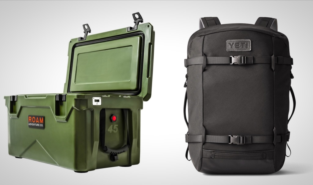 Outdoor Essentials Summer everyday carry gear