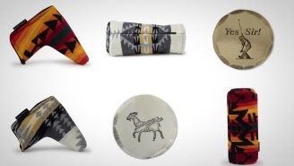 We Desperately Need These Pendleton Wool Driver And Putter Club Head Covers And I'll Be Ta