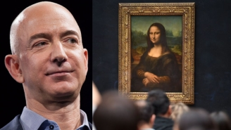 Thousands Are Urging Jeff Bezos To Buy And Eat The Mona Lisa And Finally Use His Money For Good