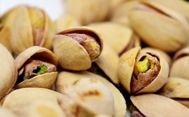 pistachio robbery