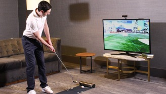 Master Your Short Game With This Real-Time Putting Simulator