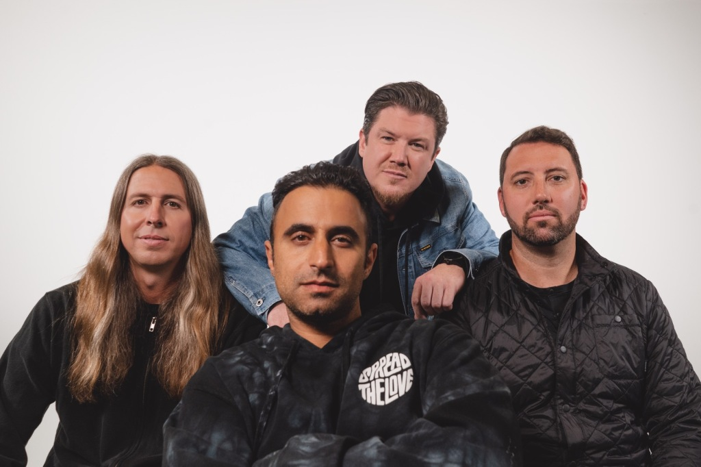 Rebelution Eric Rachmany interview new album In The Moment