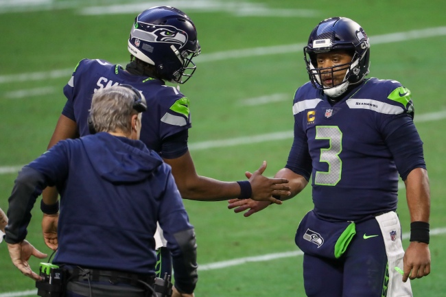 The Russell Wilson-Seahawks drama seems to be over this NFL offseason, but one ESPN insider says things could still get 'very ugly'