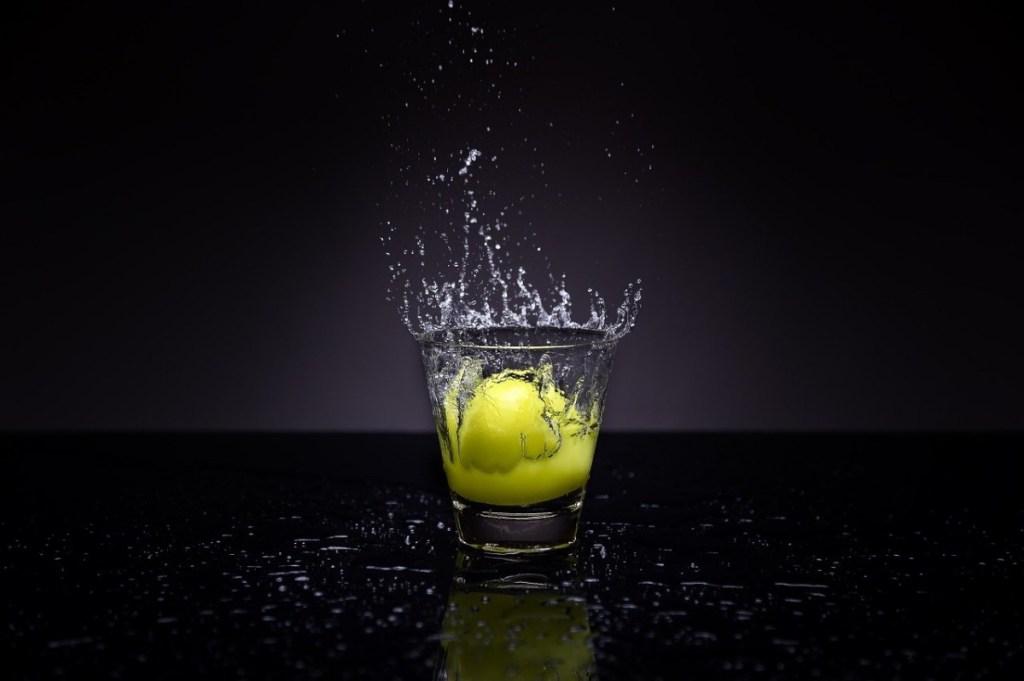 Sacramento drought water put lemon in it hide dirt taste