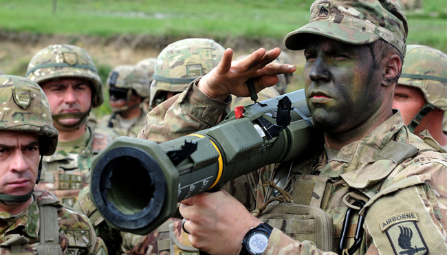 United States military missing weapons