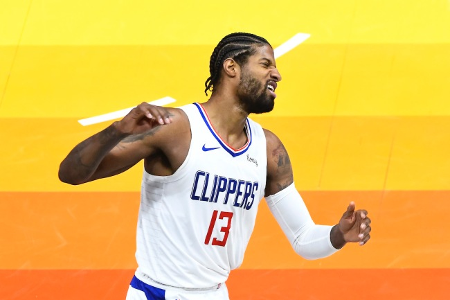 An unlucky sports gambler lost $900K after the Los Angeles Clippers blew a big lead to the Utah Jazz in Game 1 of their NBA Playoffs series