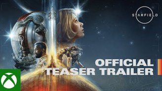 The Studio Behind 'Fallout' And 'Skyrim' Goes To Space In Epic First Trailer For 'Starfield'
