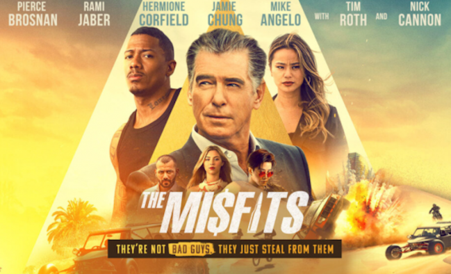 the misfits poster