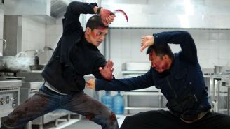 'The Raid' Director Is Making An Action-Thriller At Netflix With Tom Hardy And Timothy Olyphant