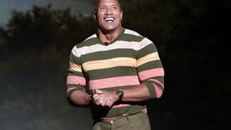 The Rock, Once Again, Sounds Like He's Genuinely Considering An Eventual Run For President