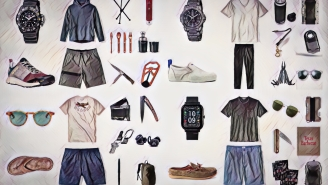 50 Things We Want: New Bourbon, Sneakers, Golf Gear, Pocket Knives, And More