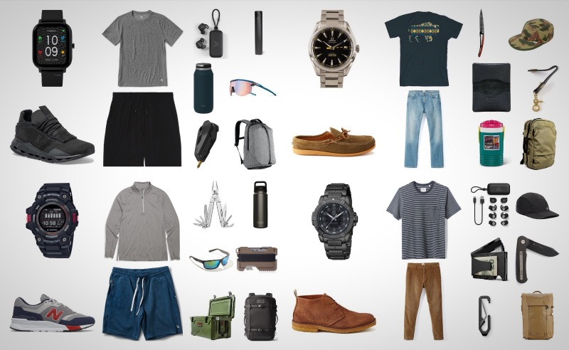 50 Things We Want This Week: Workout Essentials, Camping Gear, And More