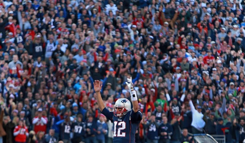 Tom Brady Rookie Card World Record auction