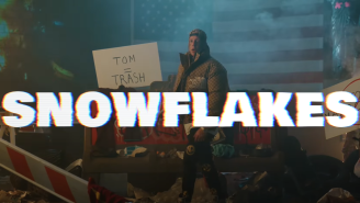 Rapper Tom MacDonald Releases 'Snowflakes,' New Track Climbing Charts And Triggering Many