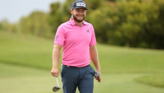 Tyrrell Hatton's Wedding Didn't Go As Planned, To Say The Least, But He Did Get To Drink His Weight In Beer