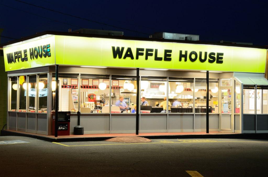 Waffle House epic Fantasy Football punishment