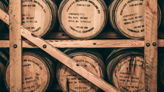 Who Needs Meme Stocks When You Can Invest In Shares Of Maturing Whiskey Barrels Instead?