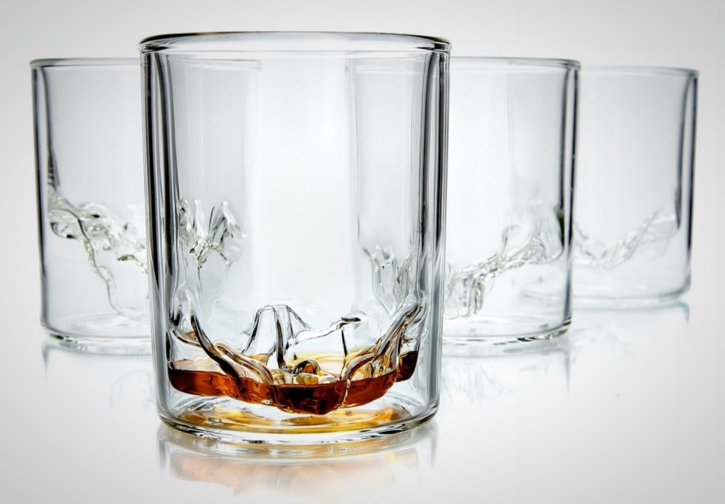 Whiskey Peaks Zion National Park Whiskey Glasses