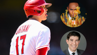 Jeff Passan Put Stephen A. Smith In A Body Bag After Shohei Ohtani Signed Exclusive Memorabilia Deal