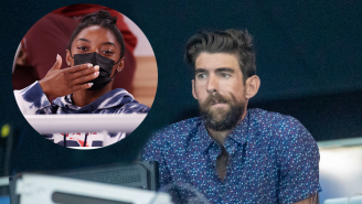 Michael Phelps Offered A Humbling Perspective On Simone Biles And Mental Health As Someone Who Has Been There