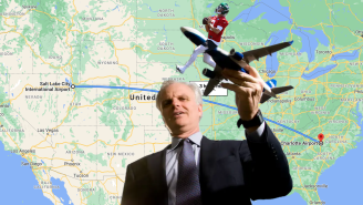 Zach Wilson's $400,000,000 Uncle Is Hilariously Flying 200 People To The Jets Opener And Charging Them $599 Each
