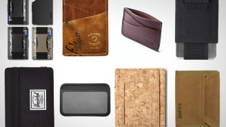 15 Of The Best Slim Wallets For Men That Fit Every Budget