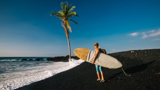 Professional Surfer Anna Ehrgott Teamed Up With Kona Brewing For The Ultimate West Coast Surf Trip (…For A Great Cause)