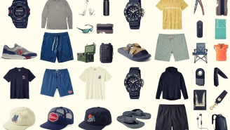 50 Things We Want: New Grilling Accessories, Summer Golf Apparel, & A Whole Lot of Fresh Gear