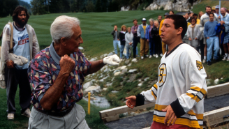 Adam Sandler Was Once Pitched A 'Happy Gilmore' Video Game And It Would Have Been Awesome