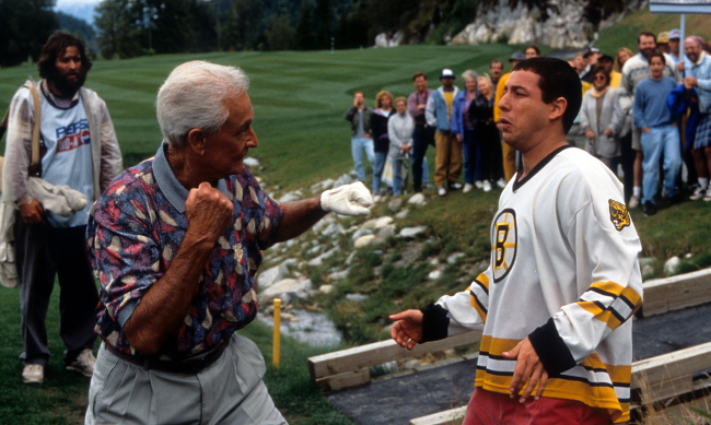 Adam Sandler Was Once Pitched A Happy Gilmore Video Game