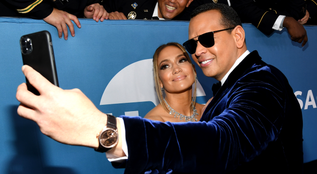 Alex Rodriguez Is Reportedly Still Obsessed With Jennifer Lopez
