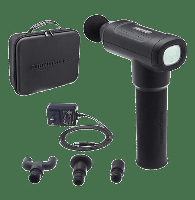 Amazon Basics Handheld Percussion Massage Gun