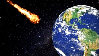 Several Asteroids, Including One The Size Of A Skyscraper Going 30,000 MPH, Are About To Fly By Earth