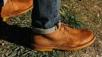 These Eco-Friendly Chukka Boots Are Over $50 Off Right Now