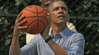Barack Obama Shares What Went Down When He Invited NBA Legends To Play Basketball For Wounded Veterans When He Was President