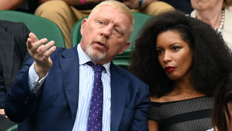 Tennis Star Turned Broadcaster Boris Becker Causes Firestorm For Calling Player's Fiancee Pretty