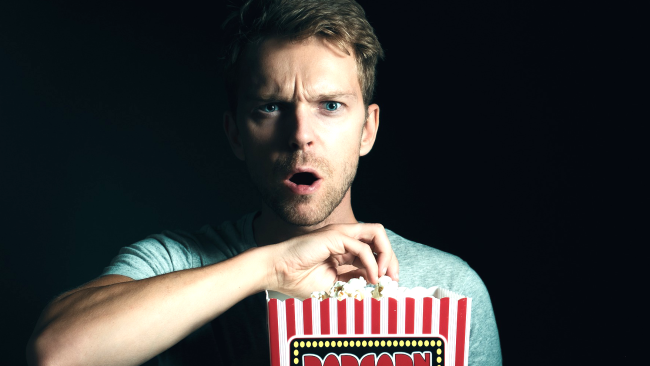 Concession Worker On TikTok Makes Claim About Movie Theater Popcorn