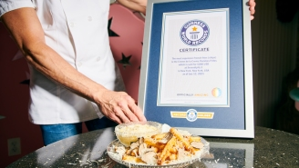 NYC Restaurant Breaks World Record For Most Expensive Fries On National French Fry Day, We Rank Our Top 5 Fries