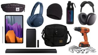 Daily Deals: Soundbars, Drills, AirPods Max, adidas Sale And More!
