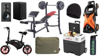 Daily Deals: Coolers, Weight Benches, Speakers, adidas Sale And More!