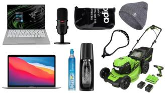 Daily Deals: MacBook Airs, Sodastreams, Mowers, Nike Sale And More!
