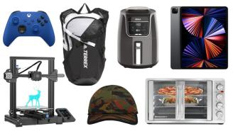 Daily Deals: 3D Printers, Toaster Ovens, iPad Pros, Nike Sale And More!