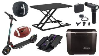 Daily Deals: Scooters, Coolers, Massage Guns, Nike Sale And More!
