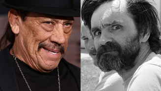 Danny Trejo Has A Wild Story About Charles Manson Using Hypnosis To Make Him Think He Was High On Heroin