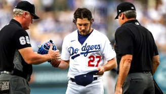 'Majority' Of Dodgers Players Reportedly Do Not Want Trevor Bauer To Return To Team