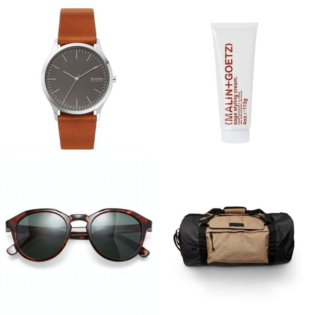 Everyday Carry Essentials: Summer Leisure